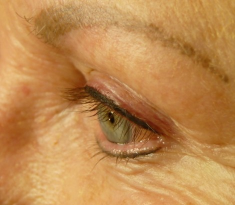 Permanent Makeup Tattoo Kelowna, After Eyeliner